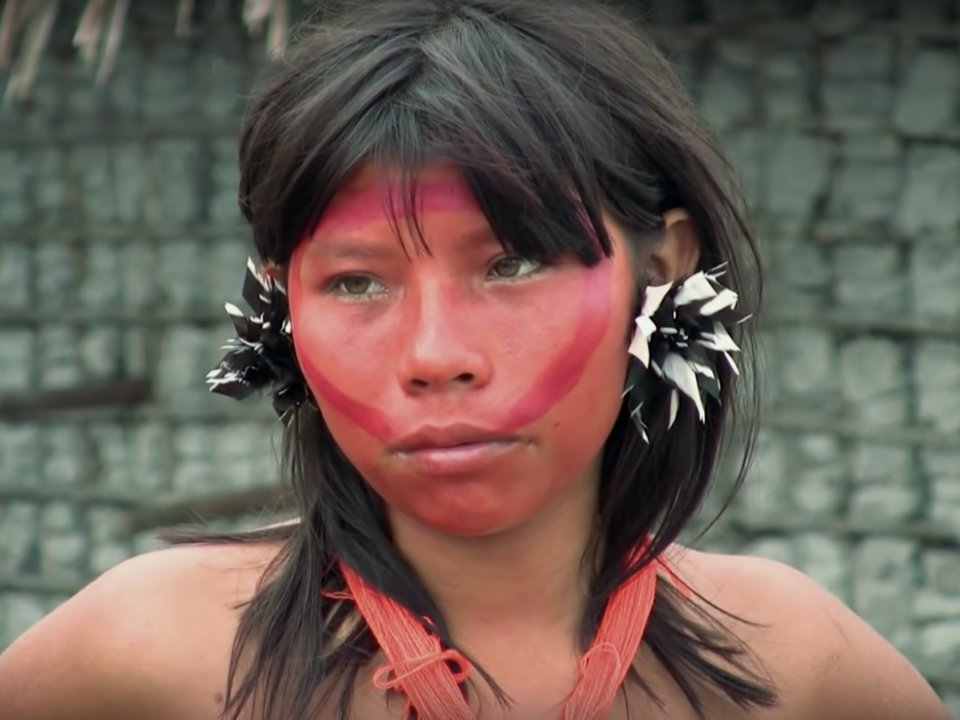 yanomami-woman