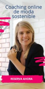 coaching moda sostenible Ester Xicota