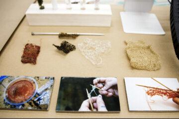 ejemplos de materiales de moda circular
